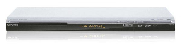 Reproductor DVD con HDMI