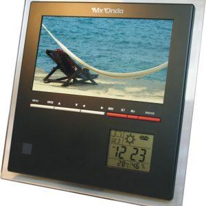 MARCO DE FOTOS DIGITAL CONPANTALLA PANORÁMICA LCD-TFT DE 7