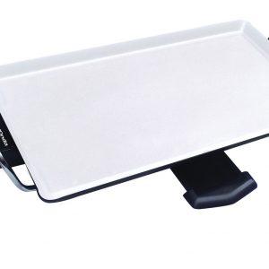 Plancha de cocina eléctrica