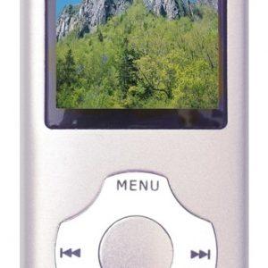 Reproductor MP4 con radio FM