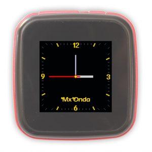 Reproductor MP4 con radio FM y podómetro