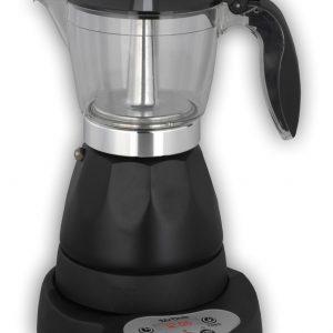 Cafetera eléctrica con temporizador