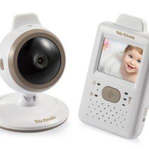 Sistema de televigilancia para bebés